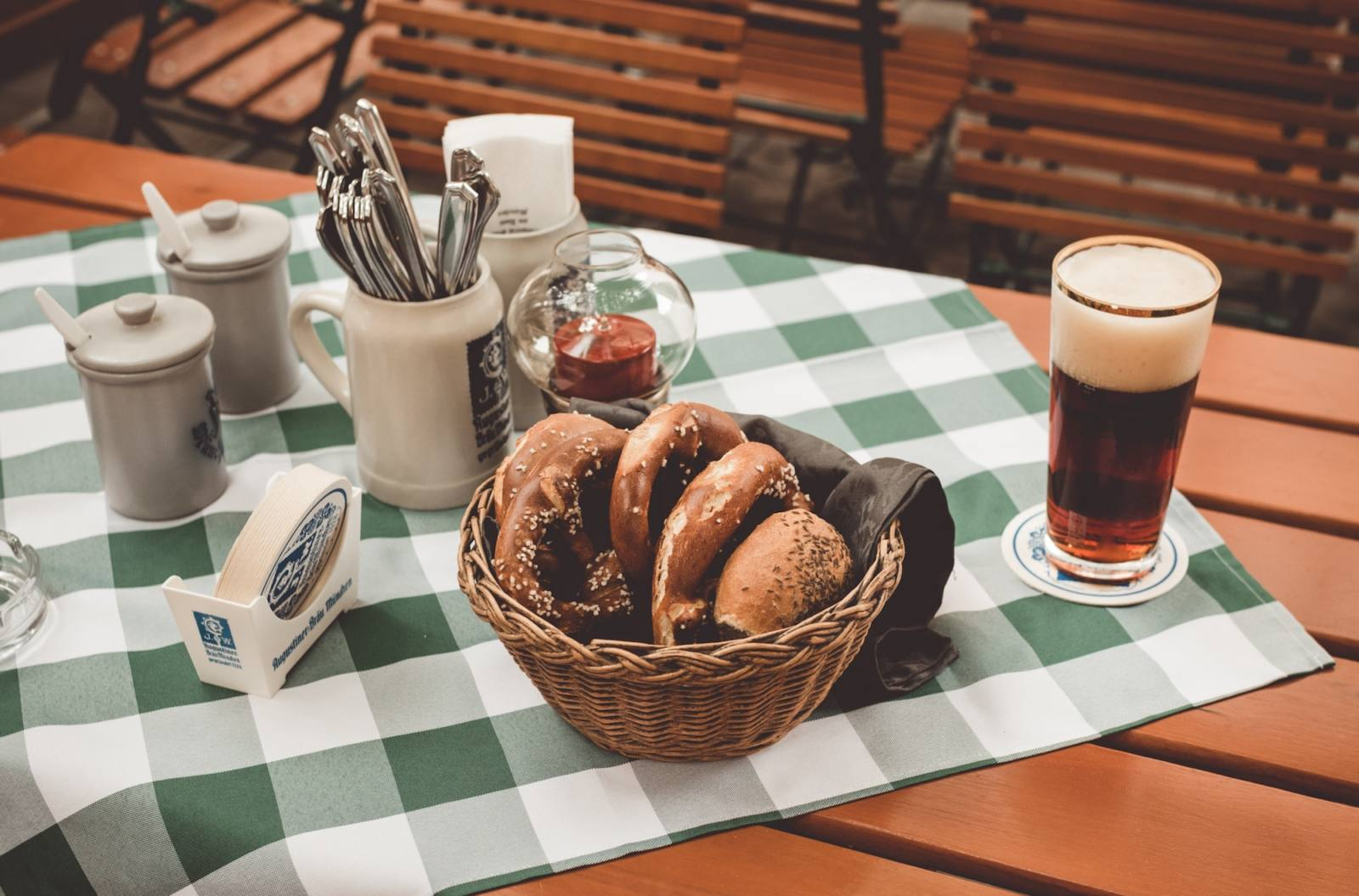 German Stereotypes (Truths! Lies! And more!) - The Perpetual