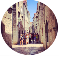 """Thumbnail image for """"Those who seek paradise on Earth should come and see Dubrovnik"""""""