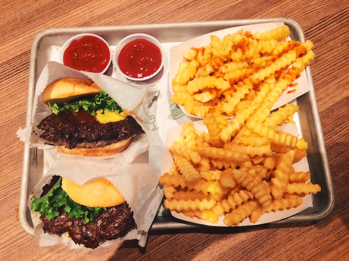 I'm horribly addicted to Shake Shack